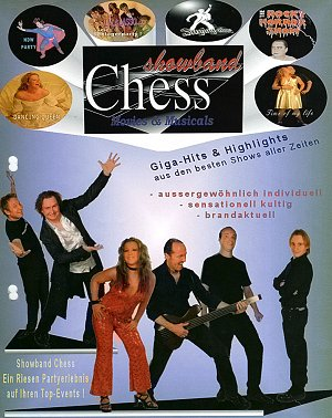 Die Band Chess