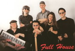 Die Band Full House